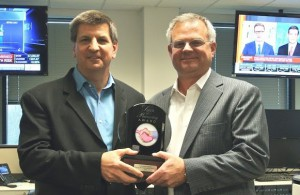 Owens Corning Gives Schneider Electric 'Spirit of Partnership' Award