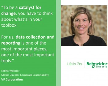 Sustainability Reporting: VF and ASICS' Perspective
