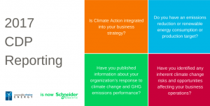 4 Tips For Improving Your Company's CDP Climate Change Score