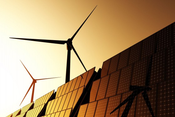 offsite renewable energy RFI for wind and solar developers