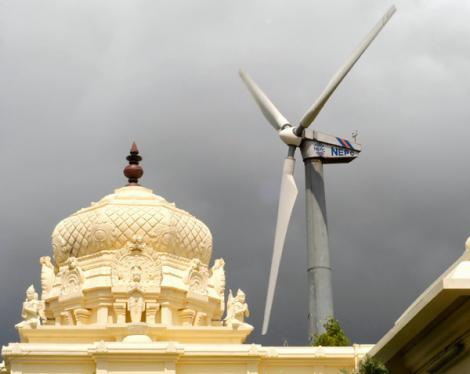 renewable energy opportunities in India, global markets