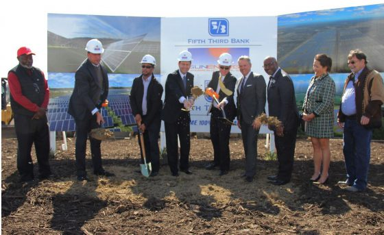 Fifth Third brings solar to North Carolina