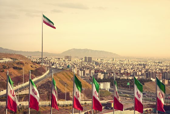Iranian Flags, May Market Watch