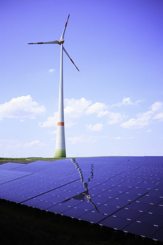 global renewables procurement for wind and solar